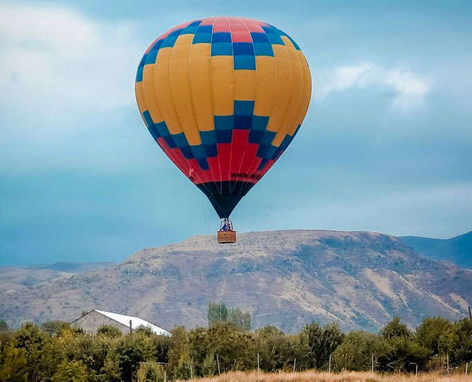 Hot Air Ballooning in Armenia, Hot Air Ballooning, Air Ballooning