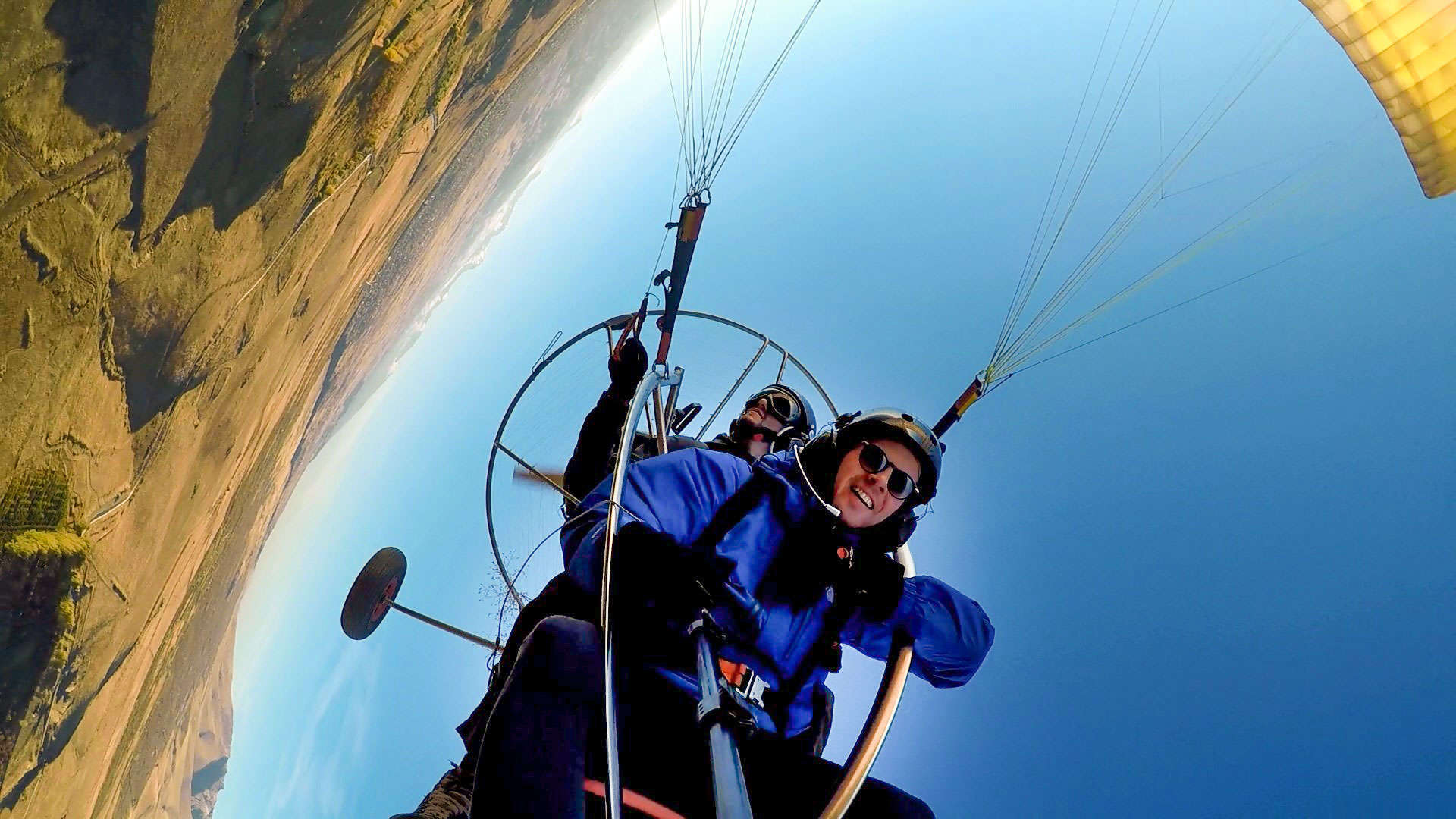 Paragliding in Armenia, Paragliding