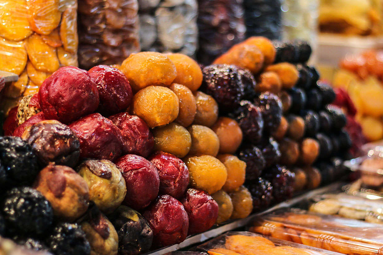 Armenian Dried Frut, Chir