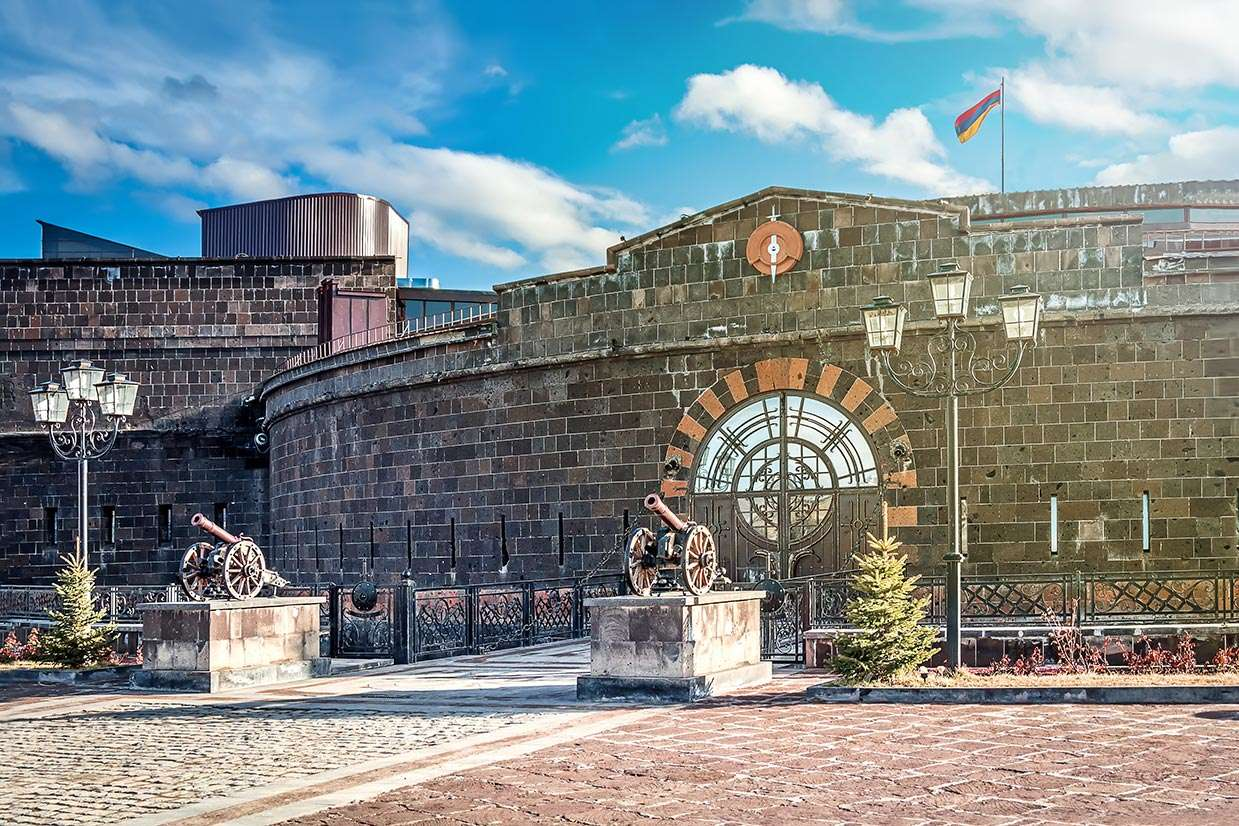 Gyumri City, Sev Berd, Sev Berd Fortress, Black Fortress