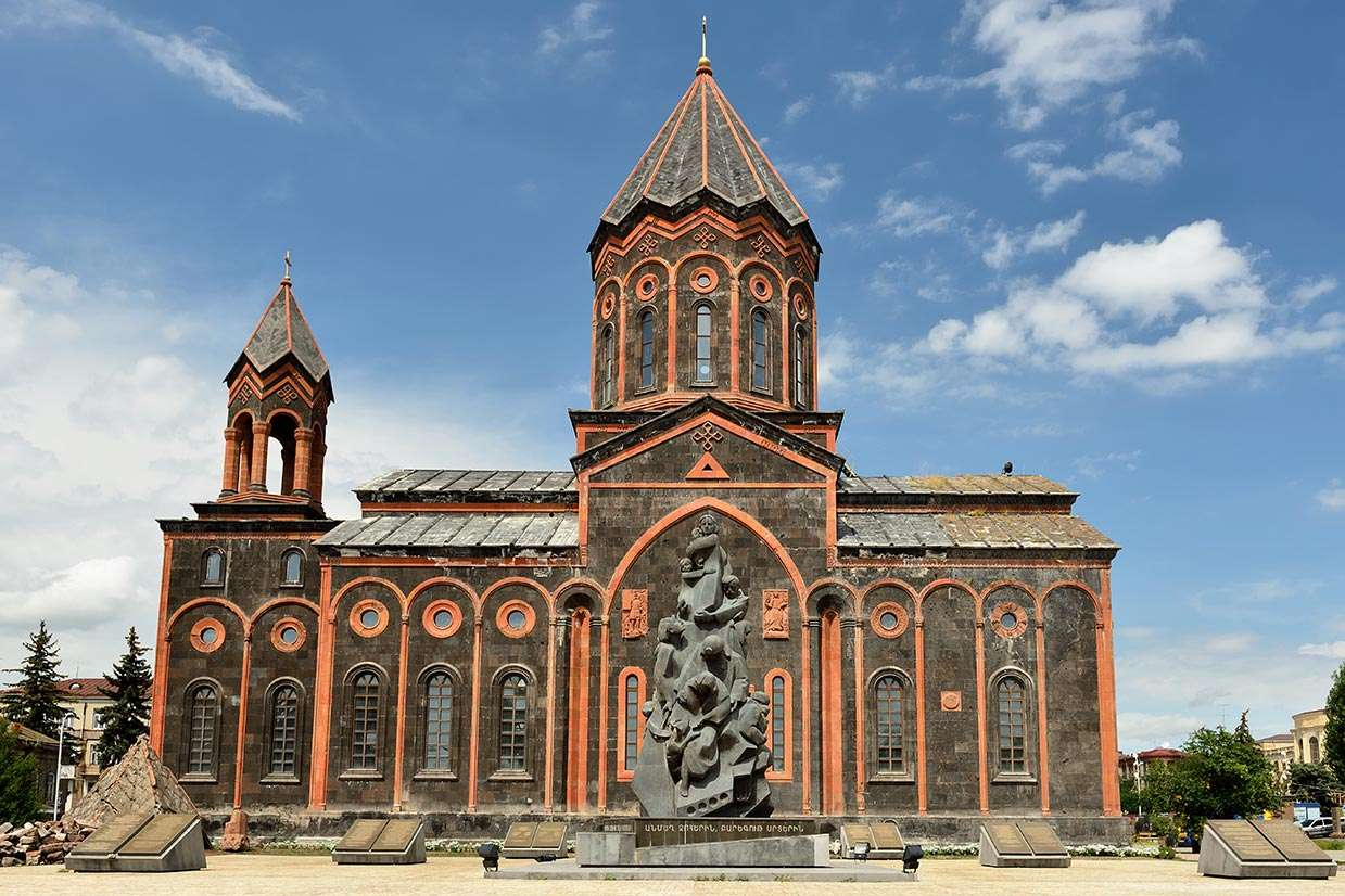Gyumri City, Holy Saviour Church