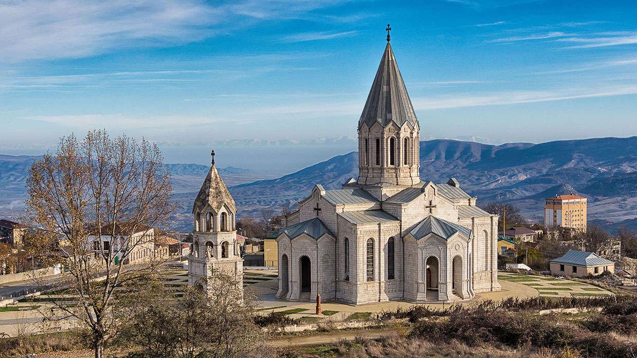 Частный тур в Шуши | Armenia-Tour.com