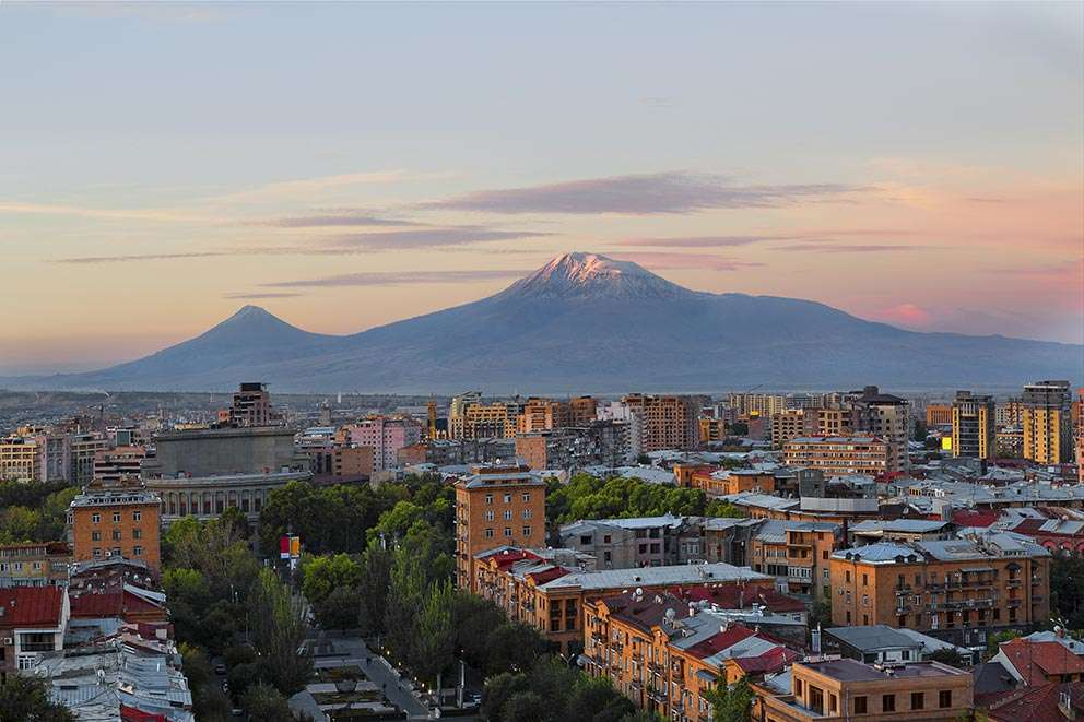 Yerevan, Capital of Armenia
